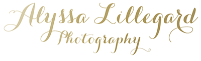 Alyssa Lillegard Photography  logo